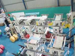 Quy trình sản xuất túi HD