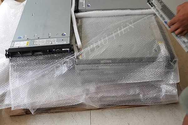 Cách đóng gói hàng điện tử