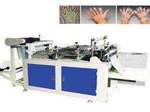 Quy trình sản xuất găng tay nilon