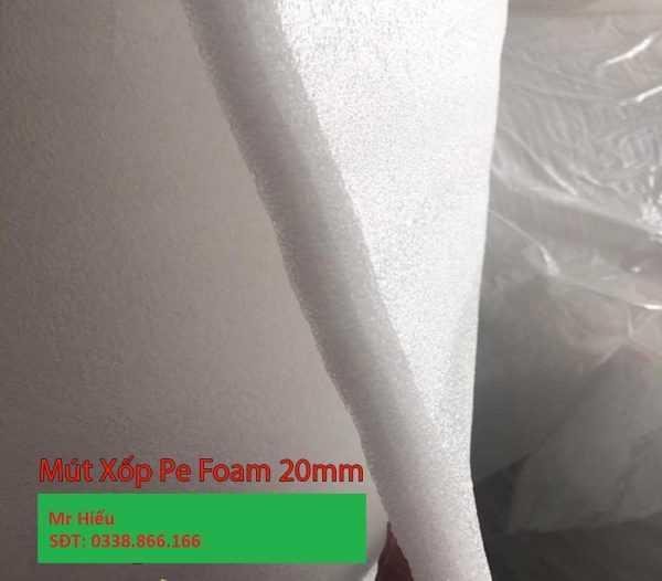 Cuộn Xốp Foam 20 Ly Chất Lượng Cao